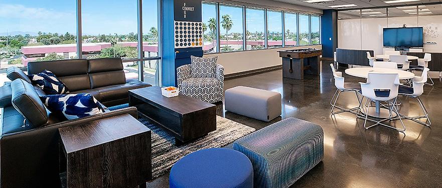 BlueCross BlueShield of Arizona interior