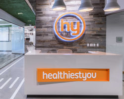 Healthiest You reception